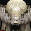 Indian wedding ceiling draping kits mandap decoration