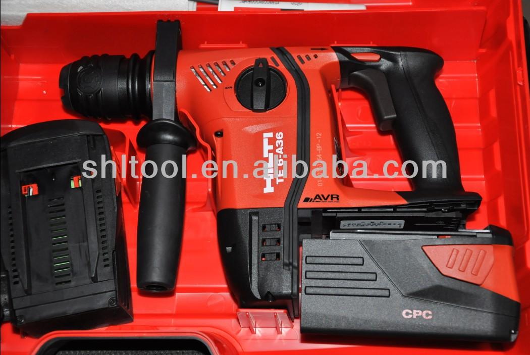 hilti te 6 a36 avr cordless rotary hammer 36v 5 16mm buy. Black Bedroom Furniture Sets. Home Design Ideas