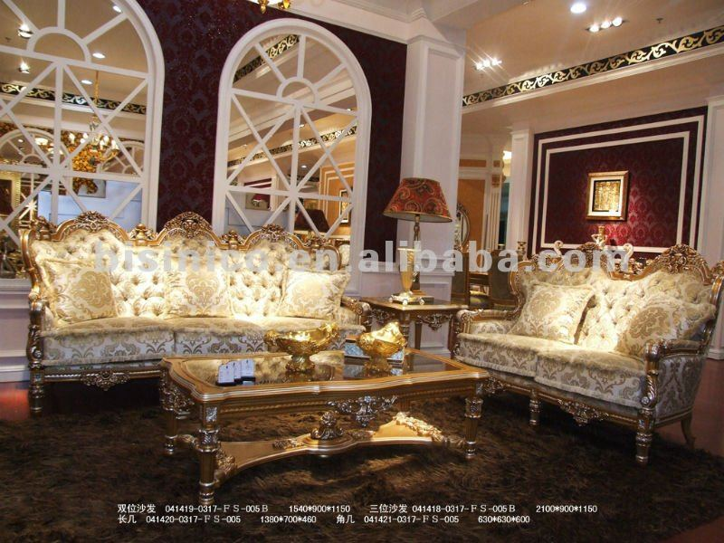 Gold Plated Sofa Set, Gold Plated Sofa Set Suppliers and ...