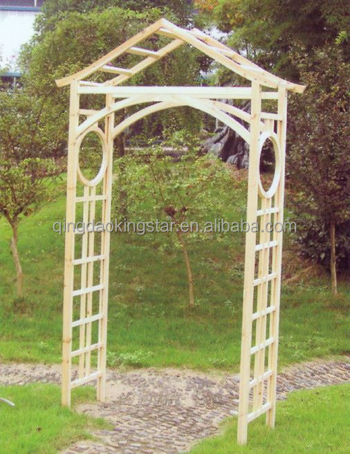 arche jardin bois. Black Bedroom Furniture Sets. Home Design Ideas