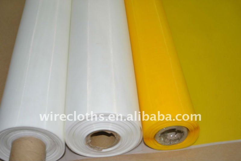 The most popular polyester screen printing mesh for dye