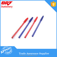 Pencil shaped ball point pen