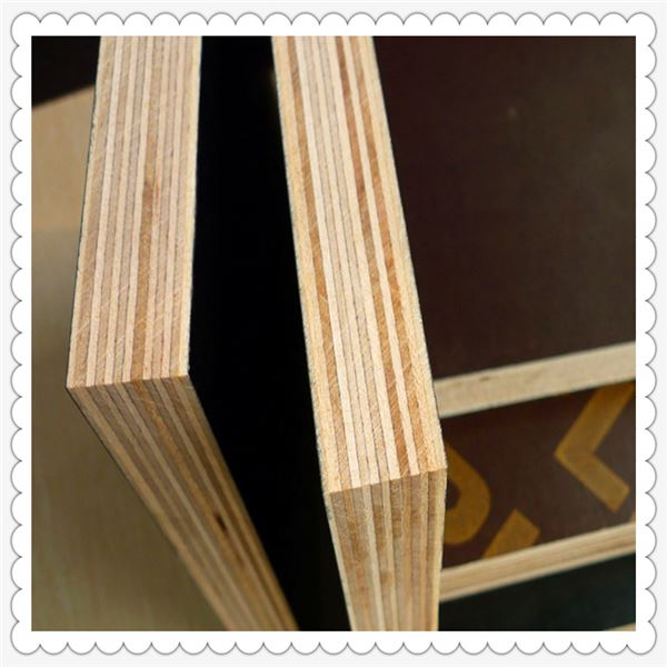 wells supply Chip Block film faced plywood /Oriented Stranded Board/Flakeboards