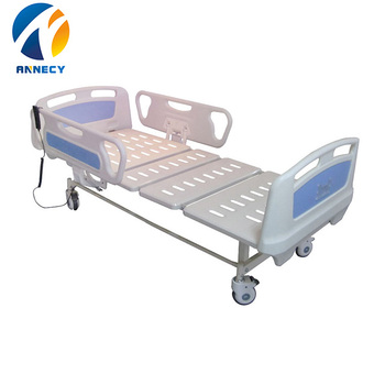 AC-EB042 China Supplier Economic Basic 2 function steel plastic electric hospital bed