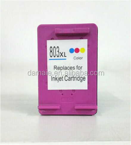 For HP 803XL Remanufactured Ink Cartridge for HP Deskjet 1112 2132 1111 2131 printer