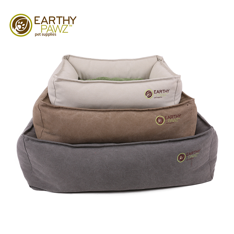 EarthyPawz Pet Cushion Soft Dogs And Cats Pet Bed