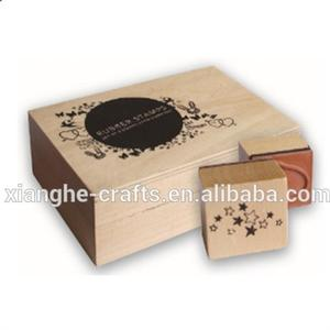 Different sizes and designs of star rubber stamp at reasonable price