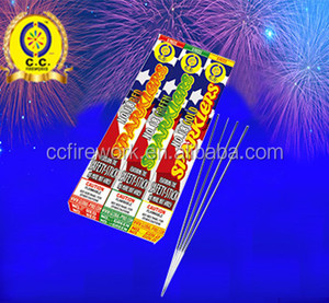 6-36 inch indoor wedding sparklers/sparkler candles for birthday/color sparklers fireworks