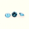 Charming top quality 150/1# 3mm round synthetic loose stone nano