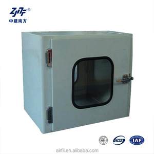 Laboratory Cleanroom static Pass box from clean room equipments