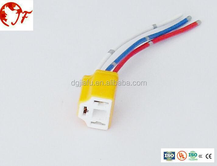 H1 H7 H4 H11 H9 H8 9005 9006 Ceramic Electrical Socket Wiring ...