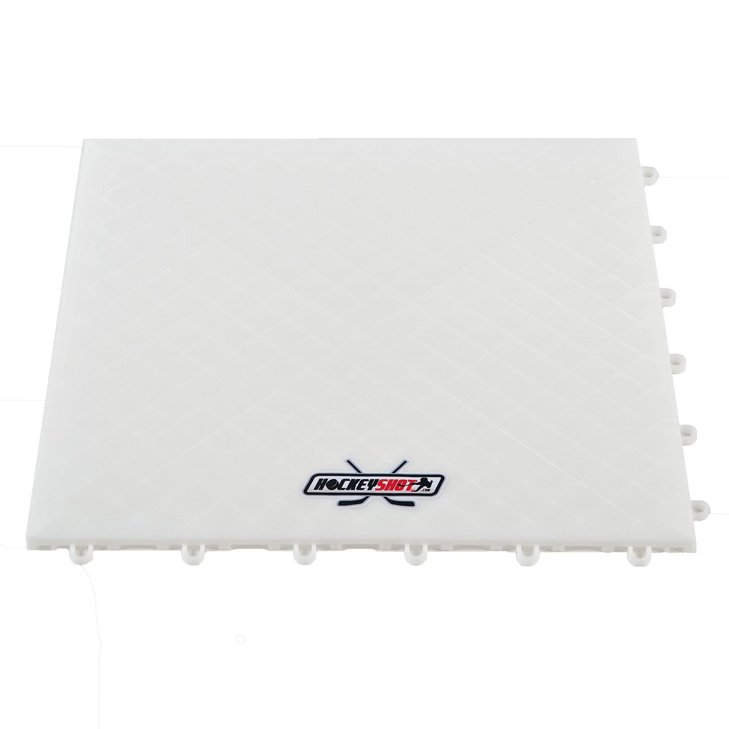 Buy Slick Tiles Dryland Hockey Flooring 20 12 By 12 Tiles White In