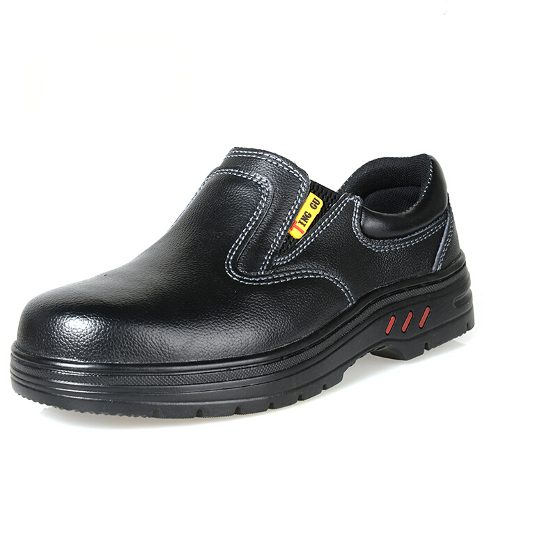 Black Steel Safety Shoes Suppliers