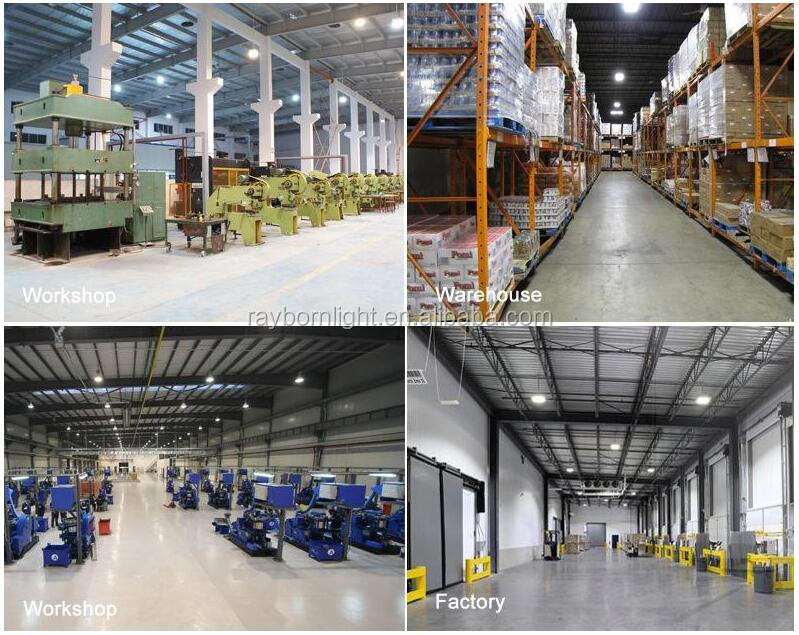 Warehouse 5 Years Warranty IP65 SMD 100W 150W 200W 250W Highbay Light UFO Industrial Light