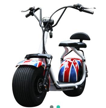 adulto rueda kmh sinuidal motor sin escobillas scooter elctrico harley