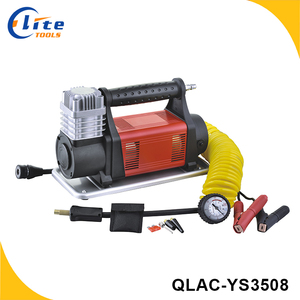 12V Auto Car Electric Air Compressor Tire Inflator Pump