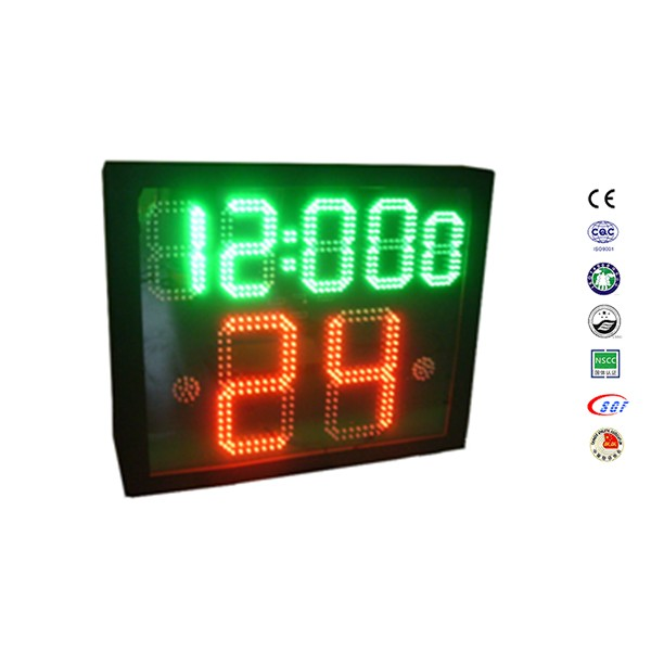 Best price 24 second basketball shot clocks for sale