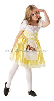 Fashionable Girls Party Dresses Kids Goldilocks Costume World Book Day Fancy Dress Fairy Costumes FC4024  sc 1 st  Alibaba & Fashionable Girls Party Dresses Kids Goldilocks Costume World Book Day Fancy Dress Fairy Costumes Fc4024 - Buy Fairy CostumesGirls Party ...