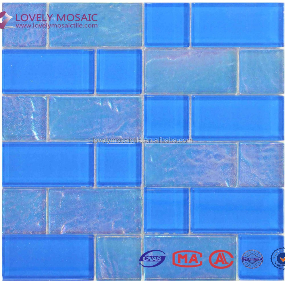 Clear Glass Square Mosaic Tile Wholesale, Mosaic Tile Suppliers ...