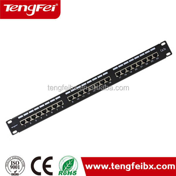 China Best Cat5e,Cat6,Cat7 Patch Panel,Fiber Optic Patch Panel ...