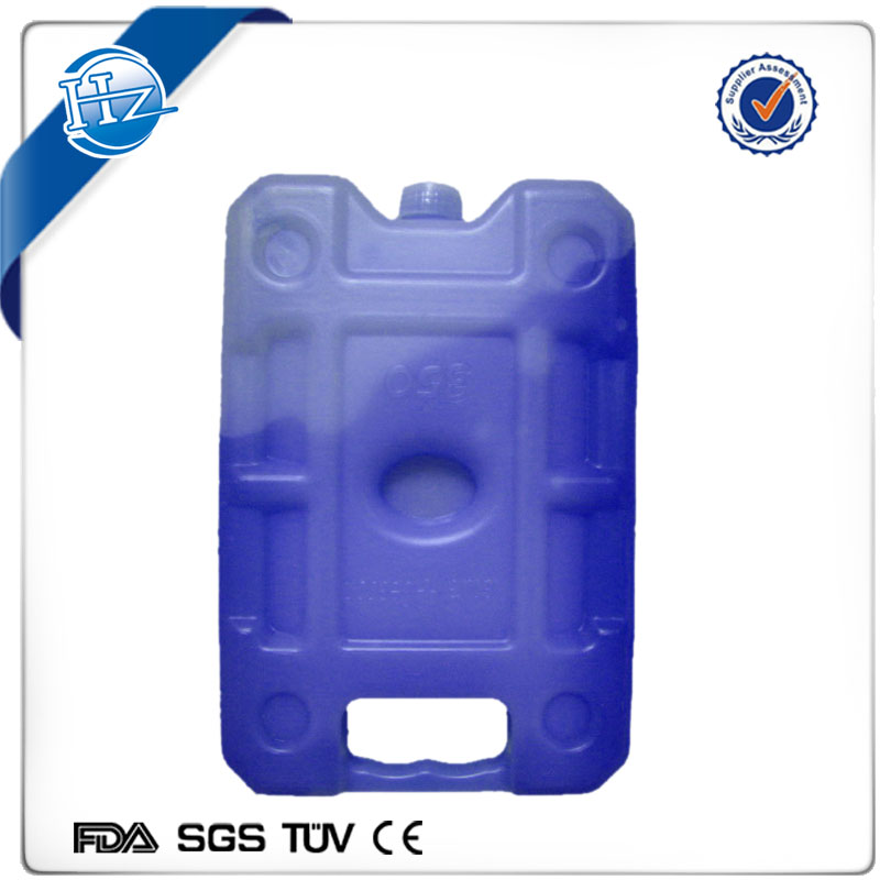 Plastic Cooling Ice Gel Pack Cold Accumulator Brick Freezer BPA Free