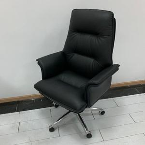 office furniture luxury high back pure leather executive boss office chair