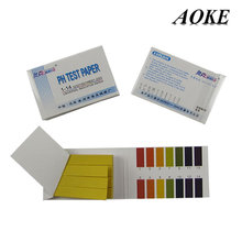 Universal ph test paper / strips for urine and saliva