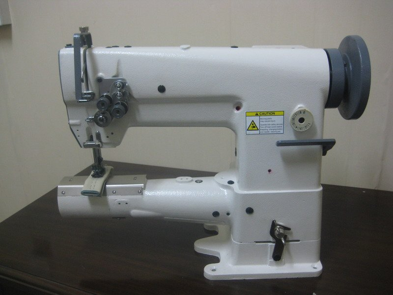 Industrial Double Needle Cylinder Bed Sewing Machine Buy Mesmerizing Juki Cylinder Bed Sewing Machine