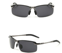 cheap promotional polarized metal sunglasses glasses for driver's