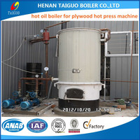 Hot sale coal fired thermal oil boiler