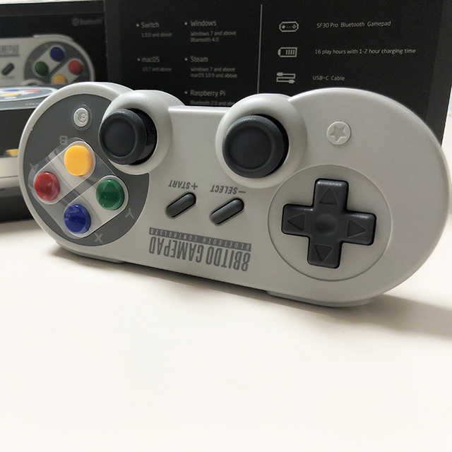 Hot sale 8Bitdo SF30 Pro for iOS and <strong>Android</strong> Gamepad Wireless <strong>bluetooth</strong> Game <strong>Controller</strong>