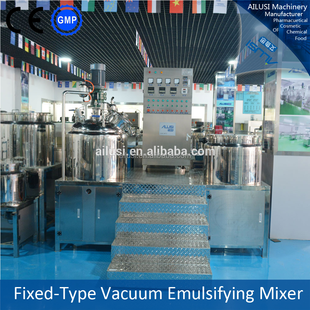 Guangzhou liquid lubricant blending plant, wax making machine, paint mixing machine