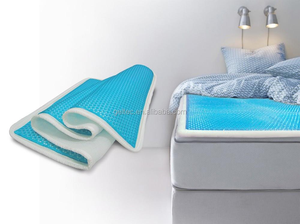 cooling gel mattress topper cooling gel mattress topper suppliers and at alibabacom - Gel Mattress Topper