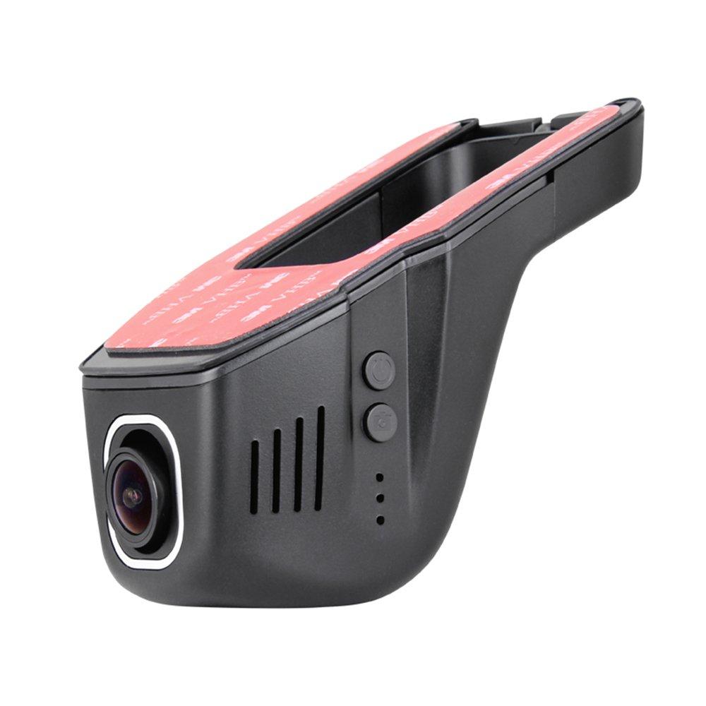 Universal Car hidden DVR DVRs Registrator Dash Camera Cam Digital Video Recorder Camcorder 1080P Night Version 96658 car driving recorder camera