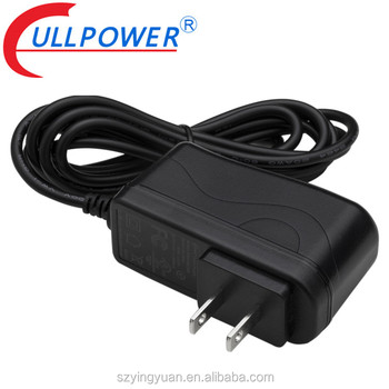 UL FCC CE 5.0v 5.1v 5.3v 5.4v 5.5v 5.9v 5 volt 2a 2.0a 2.1a ac dc power adapter