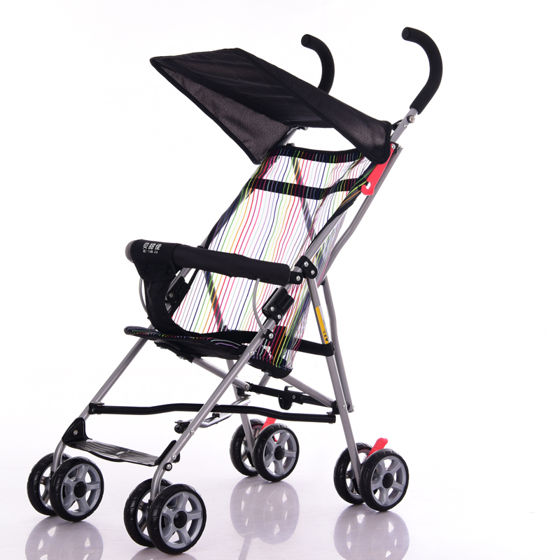 2018 high steel good quality umbrella baby stroller lightweight pushing chairs for 7-36 months stroller baby