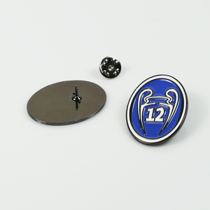 Commissioner's Cup Lapel pin/Brooches/Armband