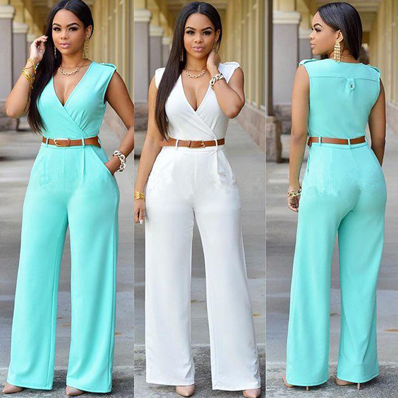 a7079258a12e Images of All White Pants Jumpsuit - Reikian