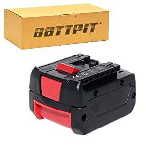 Battpit™ 14V Conventional Li-ion Power Tool Battery Replacement for Power Tool Battery Replacement for Bosch BAT614G (3000mAh / 3.0Ah)
