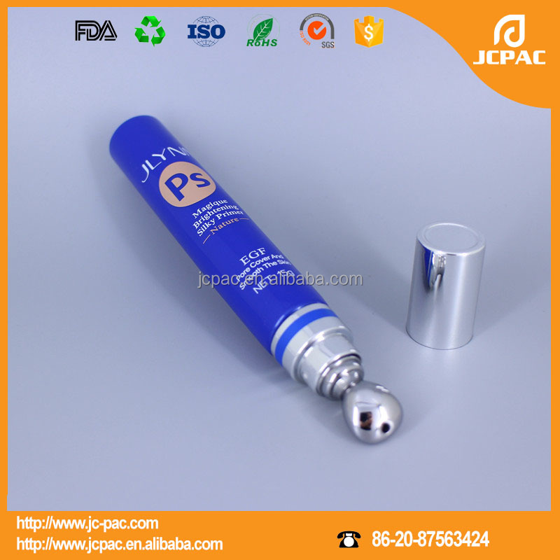 20ml Metal Applicator for Cosmetic Tube for Eye Treatment