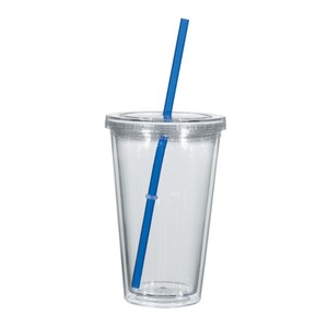 clear 450ml double /single water tumbler from factory