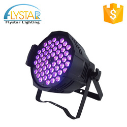Led Color Changing Night Light RGBW 4in1 6Pcs Mini Beam Moving Head