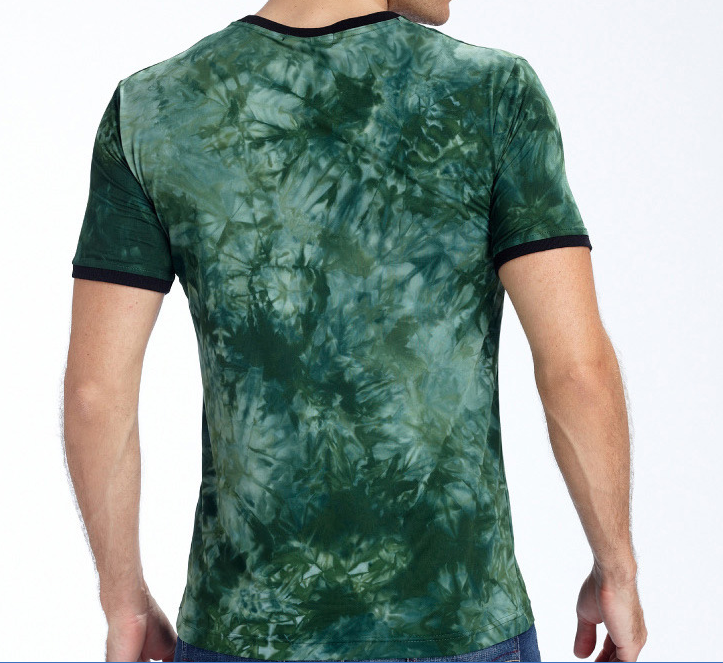 Trade assurance bulk t shirts mens 1 dollar t shirts with for Trade t shirt printing