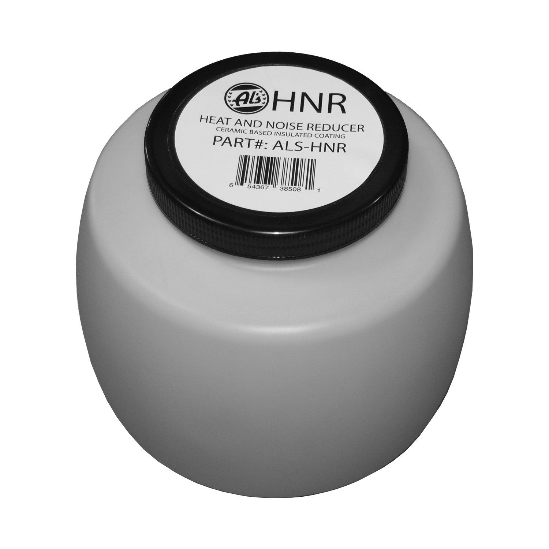 Al's Liner ALS-HNR (HNR) Heat and Noise Reducer, Sound Control Ceramic Insulation, Audio Noise Insulation, Sound Deadener for Cars and Trucks - 1 Gallon