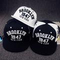 Fashion 1947 Brooklyn Style Snapback Baseball Cap Sports Hats Of Good Quality Snapback Cap New York