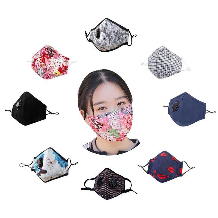 masque lavable anti pollution