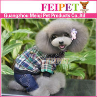 Wholesale posh warm winter tartan coats for smart dogs pets products