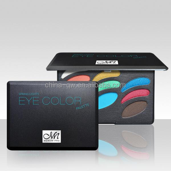 Menow E13006 makeup interchangeable 9 colors eyeshadow palette