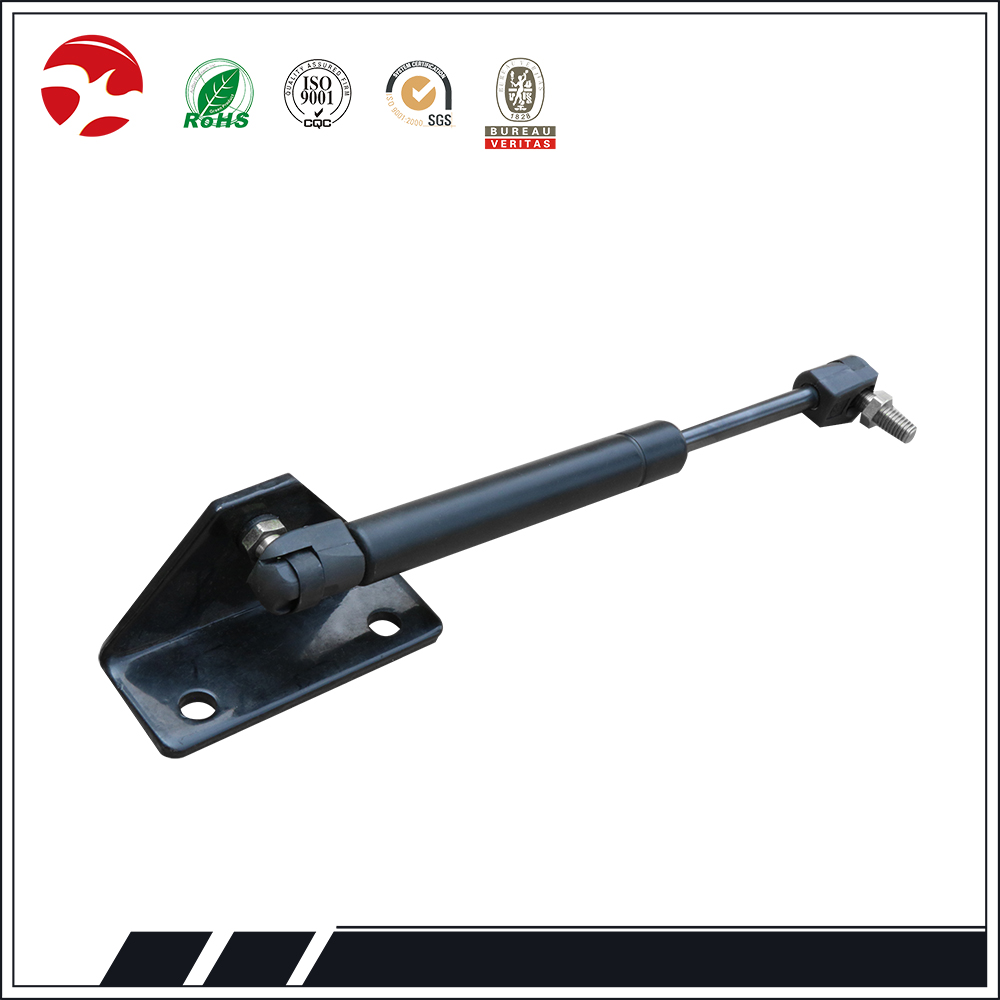 China-made customized gas struts for car with lever release systems