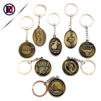 Cheap Custom Made Metal Keychain Logo Key Chain